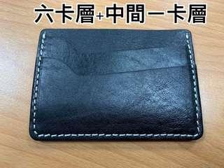 🚚 韓國🇰🇷牛皮卡夾/名片夾