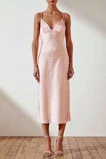 SHONA JOY 'valentina' bias cut dress size 8, brand new
