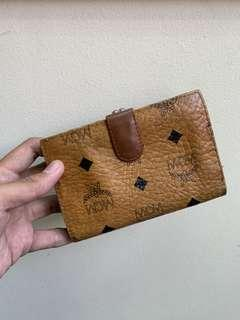 Authentic MCM wallet
