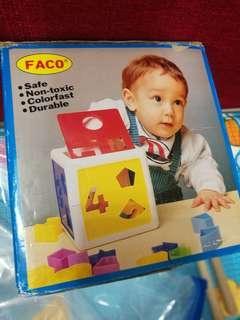 Faco puzzle Box
