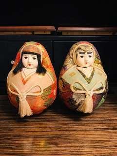 日本不倒翁娃娃
