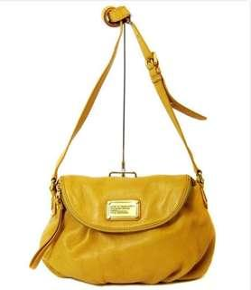 Authentic Marc By Marc Jacobs Medium Natasha Q Sling