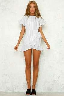 Hello Molly Striped Dress
