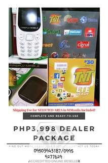 Looking for supplier ng load sa lahat ng networks LUZVIZMIN
