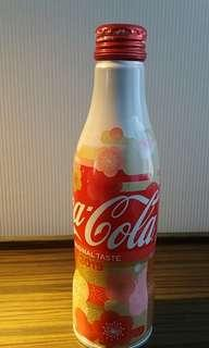 Limited edition New vintage collection coke bottle(unopen)