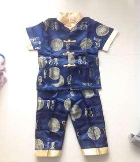 7b5649a619e5 Halloween Skeleton 2 Piece glow in the dark Pyjamas