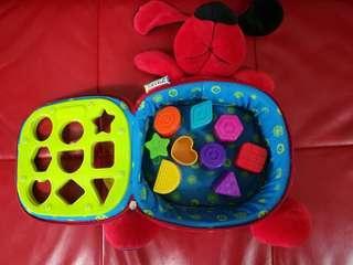 K's Kids shape puzzle
