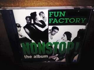 Fun Factory-NonStop! (Import - Germany)(CD)(VG)
