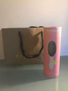 40rrp superette hair brush
