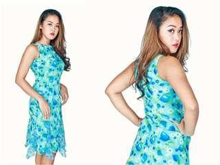 Tosca floral dress