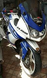 Kawasaki ninja 250 2008
