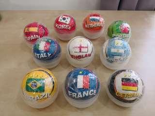 World Cup toys