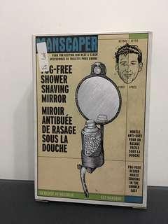 淋浴剃鬍鬚鏡子 Shower Shaving Mirror