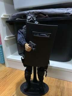 🚚 Swat Team 1/6 Figure Police