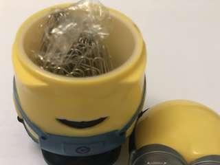 Minions Bob 小盒子 (包萬字夾一包)