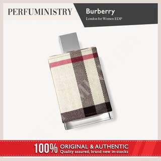 [perfuministry] BURBERRY LONDON FOR WOMEN EDP
