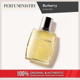 [perfuministry] BURBERRY FOR HIM EDT