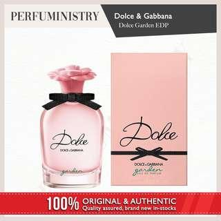 [perfuministry] DOLCE & GABBANA DOLCE GARDEN EDP