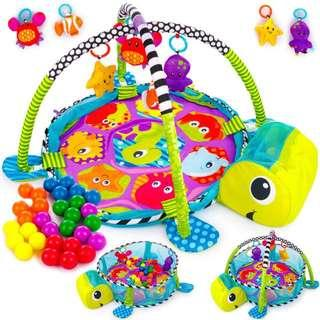 Baby Gym 3 in 1 Activity Play