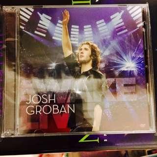 Josh Groban-Awake Live (DVD + CD) (VG)