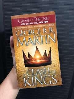 For Sale: A Clash of Kings!!! (ASOIAF Book 2)