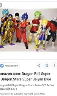Dragonball z dragon stars