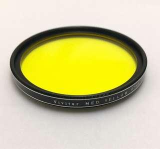 Vivita 67mm MED Yellow K-2 Filter, Made in Japan