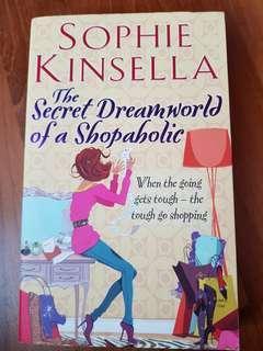 🚚 The Secret Dreamworld of a Shopaholic