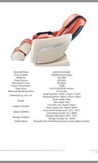 Ogawa Massage Chair - Smart Vogue