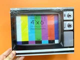 "電視造型相架 📺 ""television"" photo frame"