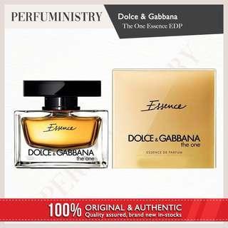 [perfuministry] DOLCE & GABBANA THE ONE ESSENCE EDP
