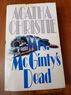 🚚 Mrs. McGinty's Dead