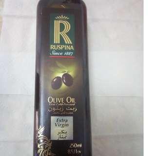 Olive oil extra virgin