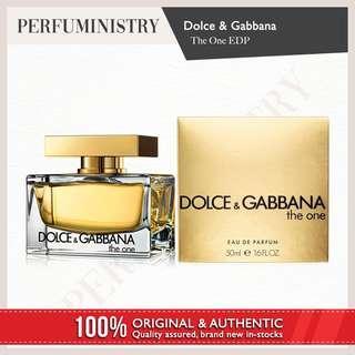 [perfuministry] DOLCE & GABBANA THE ONE EDP
