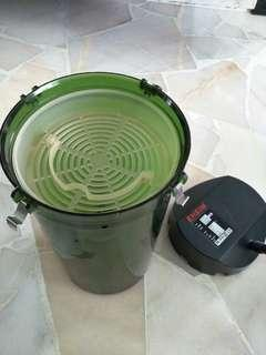 Eheim spare canister