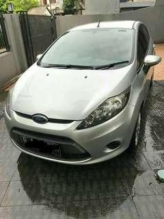 Ford Fiesta Terndy 2012 Autometik Terawat Pajak Baru