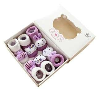 🚚 嬰兒襪子禮盒