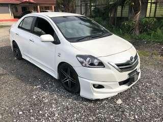 Toyota Vios 1.5 J Spec Auto Tahun 2012