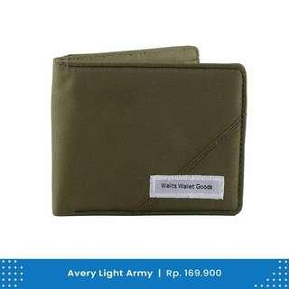 Dompet Pria Wallts Avery Light Army