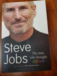 🚚 Steve Jobs: The man who thought different