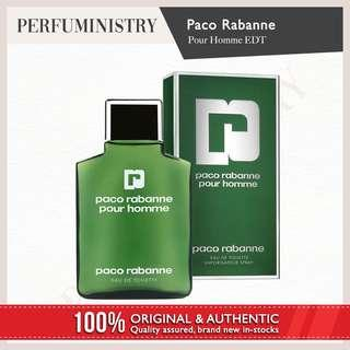 [perfuministry] PACO RABANNE POUR HOMME EDT