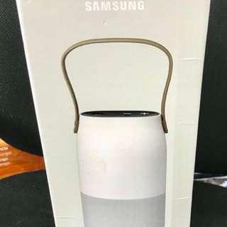 Samsung bottle design speaker