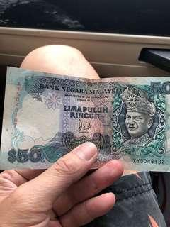 RM $50