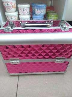 Beauty Case Pink | Tas Make Up / Kosmetik