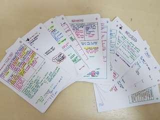 SPM NOTES!!