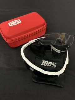 Brand New 100% SpeedCraft Sunglasses Set