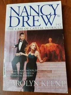 🚚 Nancy Drew- The case of capital intrigue