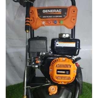 Generac 2800-PSI 2.5-GPM Cold Water Gas Pressure Washer