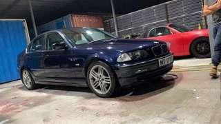 BMW 320I (2171cc) 2001