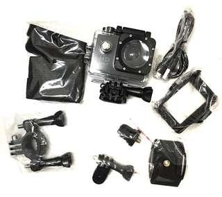 Sports Camera Full HD 1080p+Waterproof